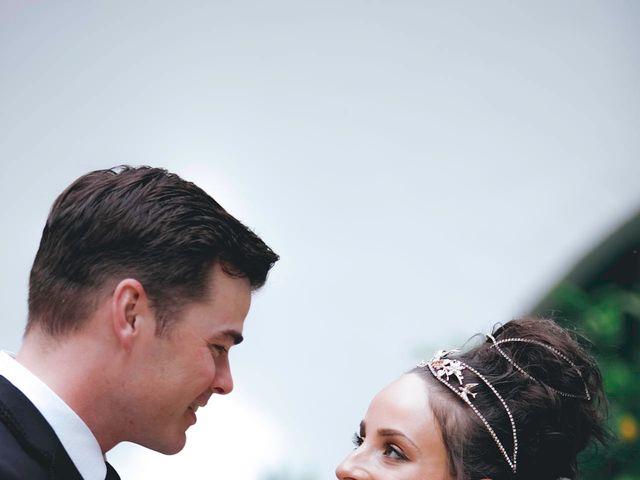 La boda de Daniel y Jossie en Cala De San Vicente Ibiza, Islas Baleares 32