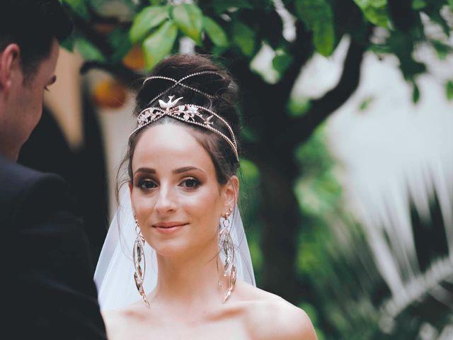 La boda de Daniel y Jossie en Cala De San Vicente Ibiza, Islas Baleares 35