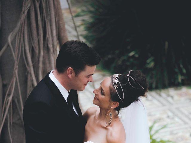 La boda de Daniel y Jossie en Cala De San Vicente Ibiza, Islas Baleares 36