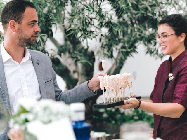 La boda de Daniel y Jossie en Cala De San Vicente Ibiza, Islas Baleares 37