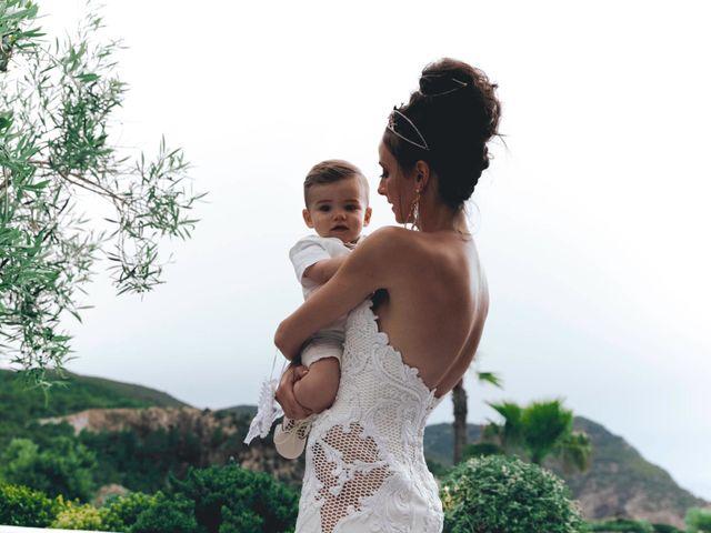 La boda de Daniel y Jossie en Cala De San Vicente Ibiza, Islas Baleares 40