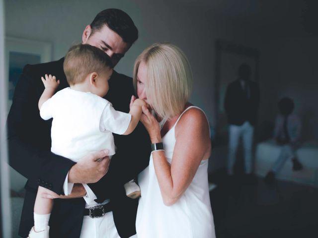 La boda de Daniel y Jossie en Cala De San Vicente Ibiza, Islas Baleares 47
