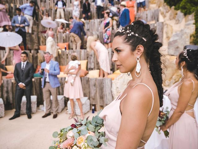 La boda de Daniel y Jossie en Cala De San Vicente Ibiza, Islas Baleares 52