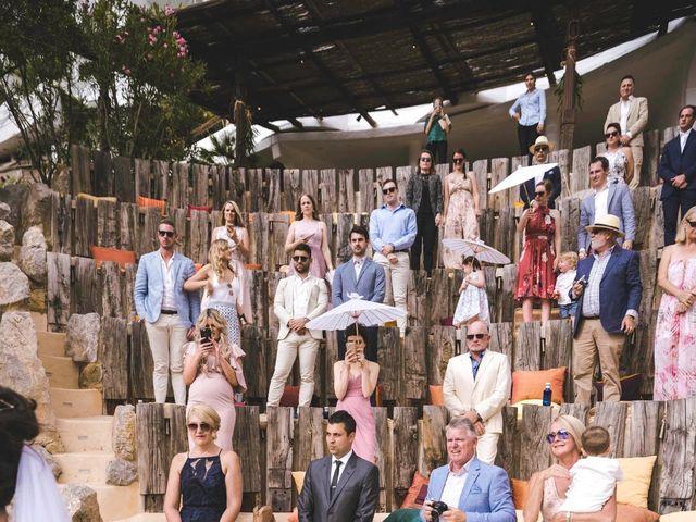 La boda de Daniel y Jossie en Cala De San Vicente Ibiza, Islas Baleares 53