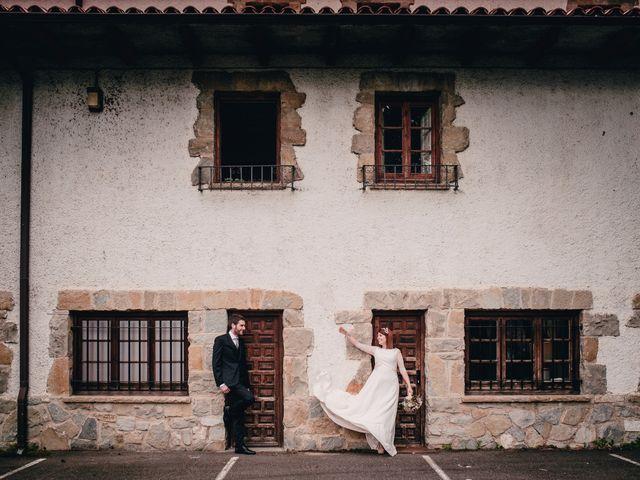 La boda de Alberto y Marta en Pamplona, Navarra 9