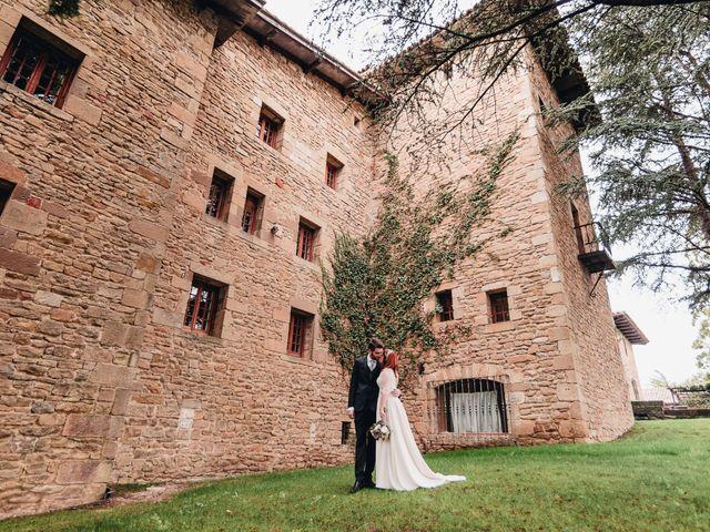 La boda de Alberto y Marta en Pamplona, Navarra 11