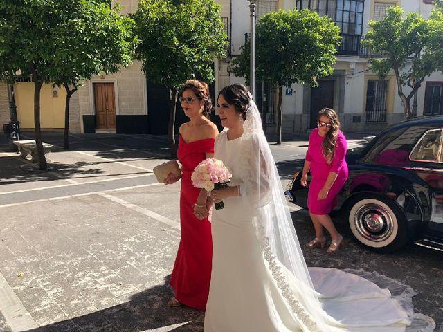 La boda de Alberto y Margarita en Jerez De La Frontera, Cádiz 2