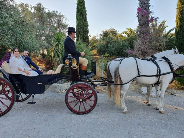 La boda de Margarita y Alberto