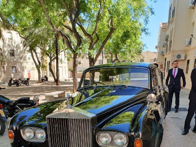 La boda de Alberto y Margarita en Jerez De La Frontera, Cádiz 3