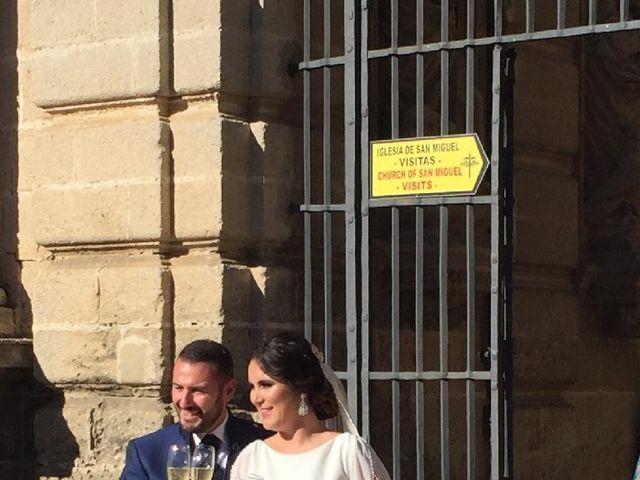 La boda de Alberto y Margarita en Jerez De La Frontera, Cádiz 5