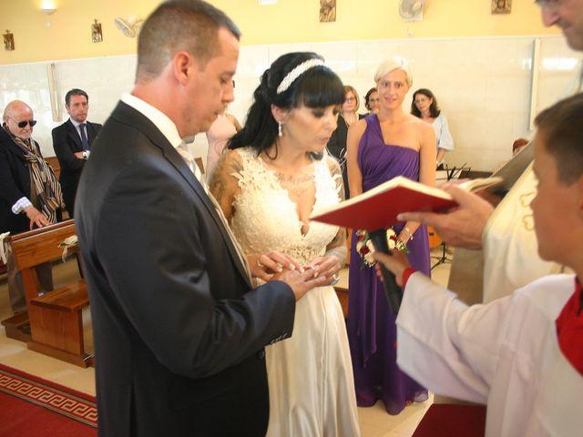 La boda de Patricia y Eduardo en Navalcarnero, Madrid 1