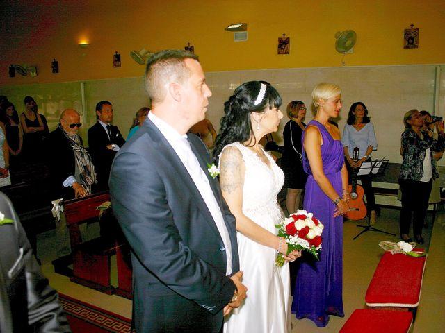 La boda de Patricia y Eduardo en Navalcarnero, Madrid 2
