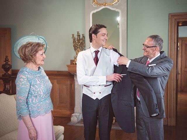 La boda de Sergio y Lorena en Algorta, Vizcaya 18