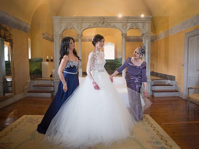 La boda de Sergio y Lorena en Algorta, Vizcaya 22