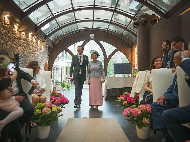 La boda de Sergio y Lorena en Algorta, Vizcaya 38