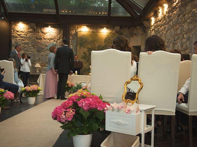 La boda de Sergio y Lorena en Algorta, Vizcaya 41