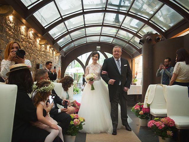 La boda de Sergio y Lorena en Algorta, Vizcaya 46