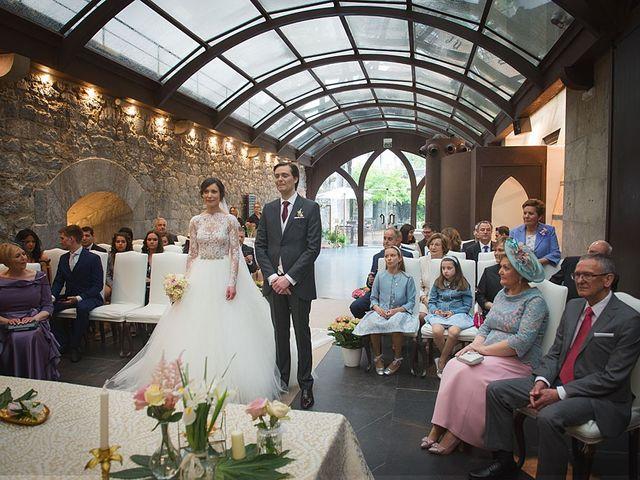La boda de Sergio y Lorena en Algorta, Vizcaya 49
