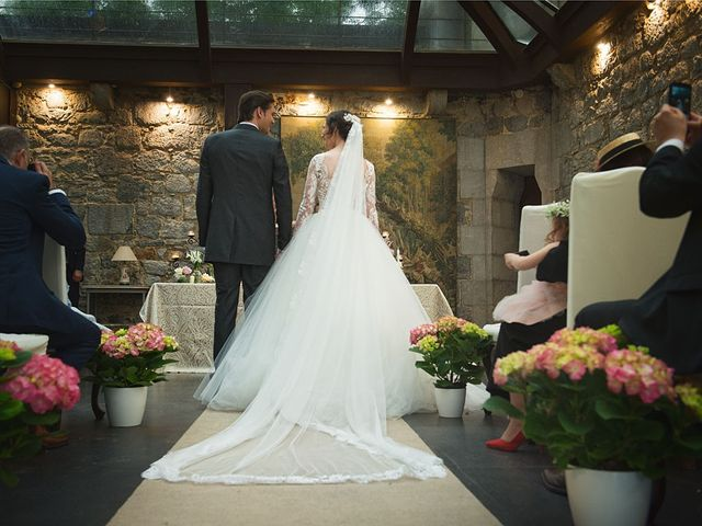 La boda de Sergio y Lorena en Algorta, Vizcaya 51