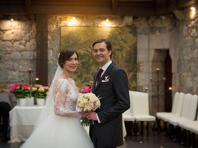 La boda de Sergio y Lorena en Algorta, Vizcaya 56