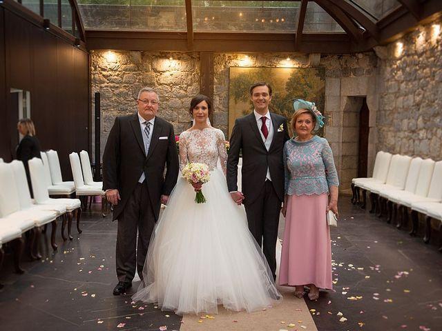 La boda de Sergio y Lorena en Algorta, Vizcaya 66