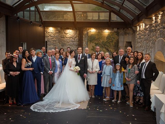 La boda de Sergio y Lorena en Algorta, Vizcaya 69