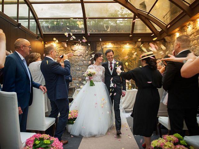 La boda de Sergio y Lorena en Algorta, Vizcaya 73