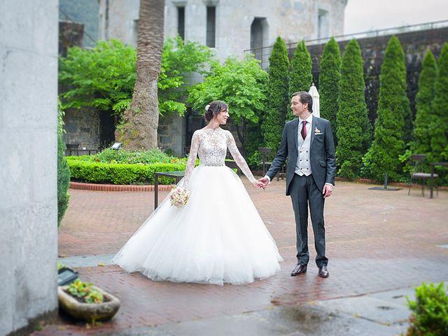 La boda de Sergio y Lorena en Algorta, Vizcaya 86
