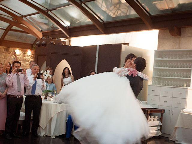 La boda de Sergio y Lorena en Algorta, Vizcaya 115