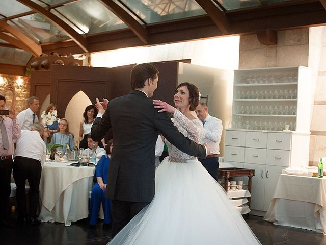 La boda de Sergio y Lorena en Algorta, Vizcaya 117