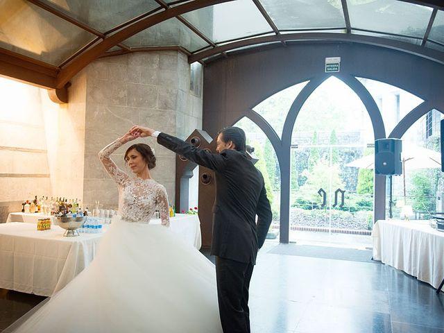 La boda de Sergio y Lorena en Algorta, Vizcaya 119