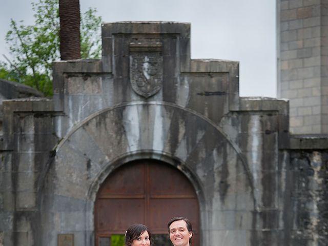 La boda de Sergio y Lorena en Algorta, Vizcaya 121