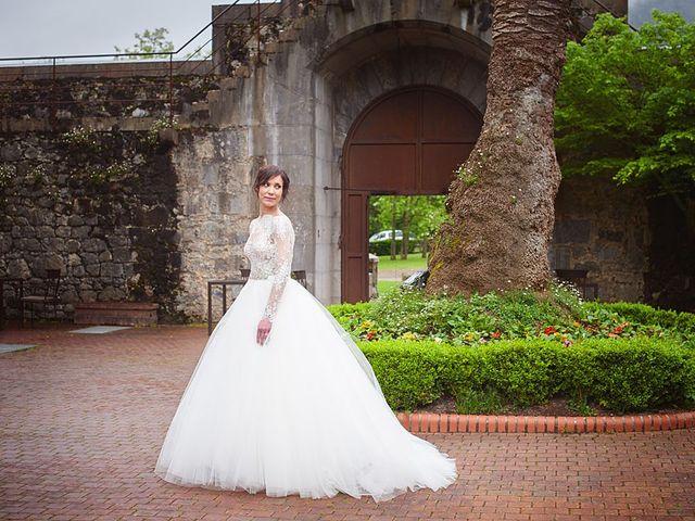 La boda de Sergio y Lorena en Algorta, Vizcaya 133