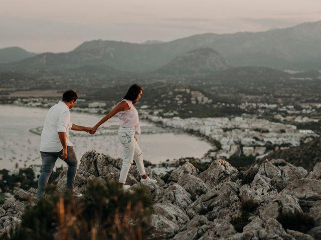 La boda de Mau y Flor en Palma De Mallorca, Islas Baleares 3