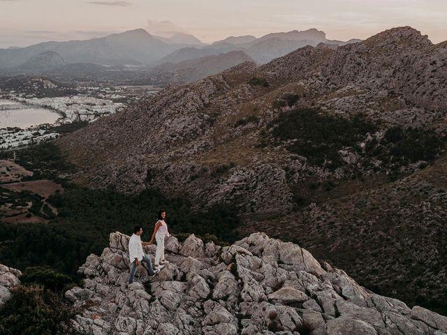 La boda de Mau y Flor en Palma De Mallorca, Islas Baleares 6