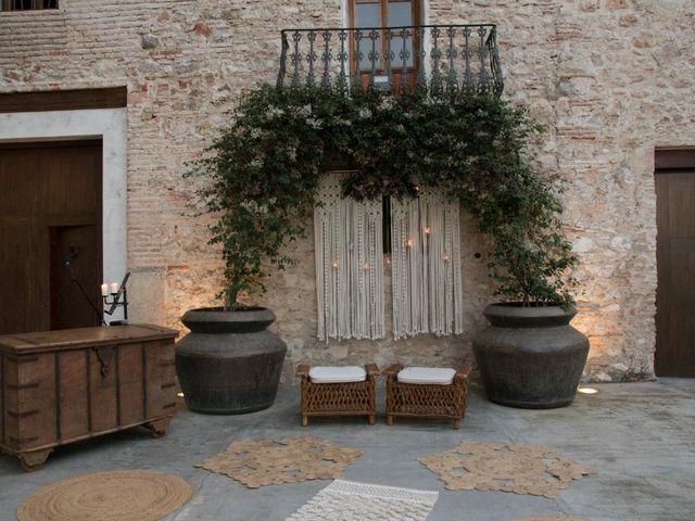 La boda de Salvador y Jessica en Beniflá, Valencia 1