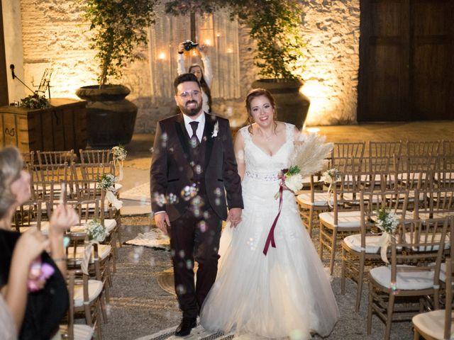 La boda de Salvador y Jessica en Beniflá, Valencia 8