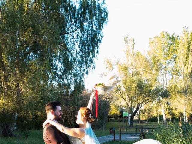 La boda de Salvador y Jessica en Beniflá, Valencia 11