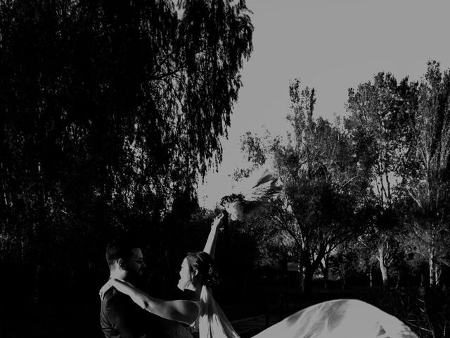 La boda de Salvador y Jessica en Beniflá, Valencia 12