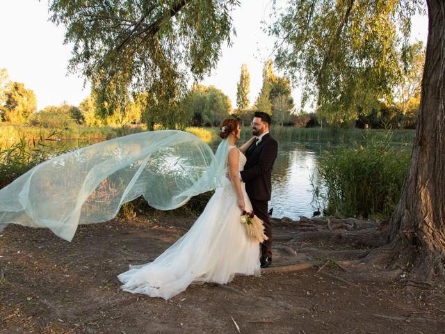 La boda de Salvador y Jessica en Beniflá, Valencia 13