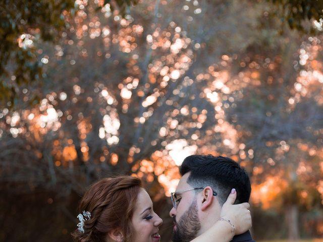 La boda de Salvador y Jessica en Beniflá, Valencia 17