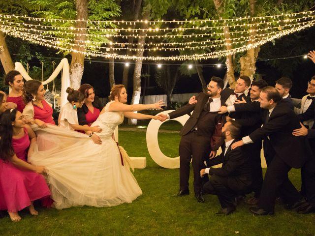 La boda de Salvador y Jessica en Beniflá, Valencia 21