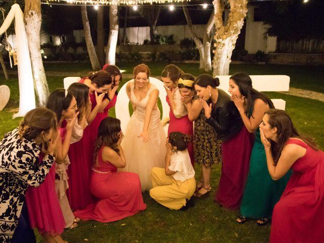 La boda de Salvador y Jessica en Beniflá, Valencia 22