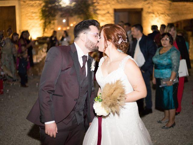 La boda de Salvador y Jessica en Beniflá, Valencia 25