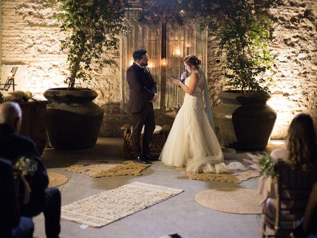 La boda de Salvador y Jessica en Beniflá, Valencia 29