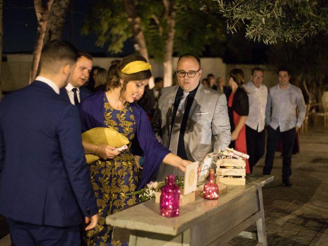 La boda de Salvador y Jessica en Beniflá, Valencia 31