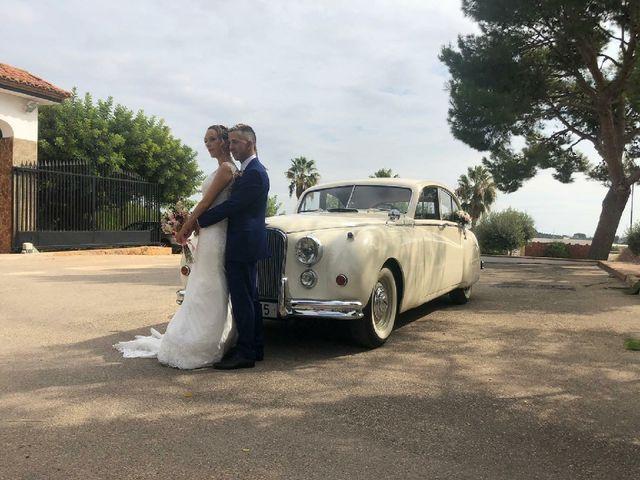 La boda de Marieta y Juanjo
