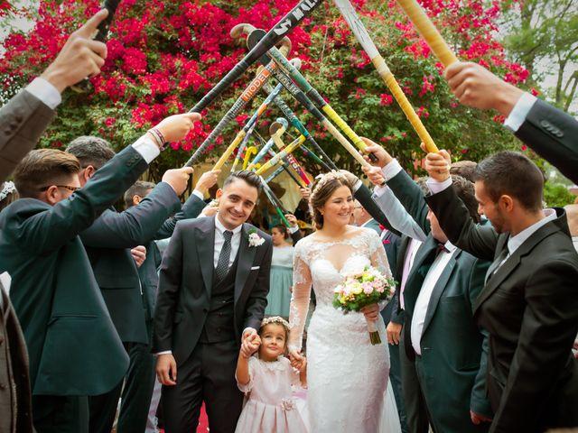 La boda de Jesús y Verónica en Sevilla, Sevilla 28