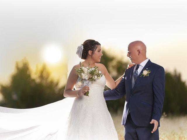 La boda de Mireilla y Vicente en Valsequillo, Córdoba 4