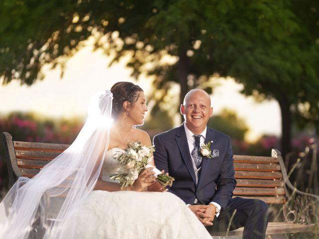 La boda de Mireilla y Vicente en Valsequillo, Córdoba 5